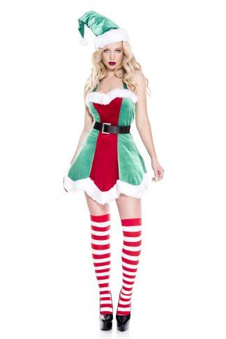 North Pole Santa Costume