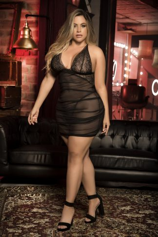 8440X Babydoll with Matching G-String