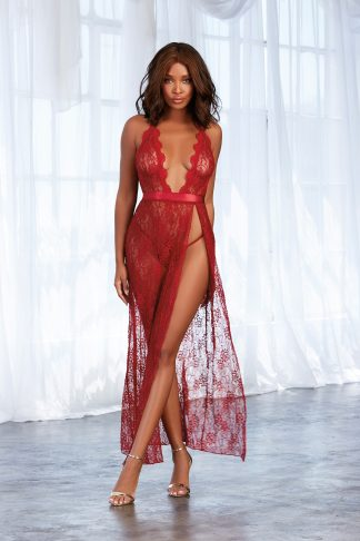 10460 Gown and G-String