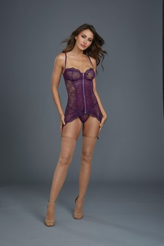11803 Garter Slip and G-String