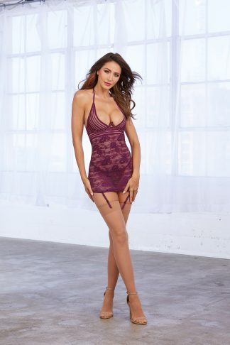 11843 Garter Slip and G-String