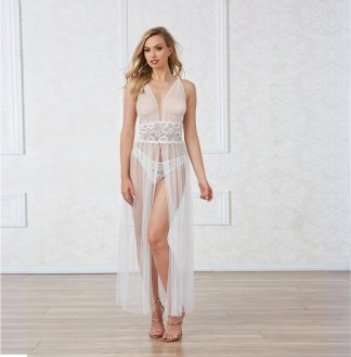 11849 Gown and G-String