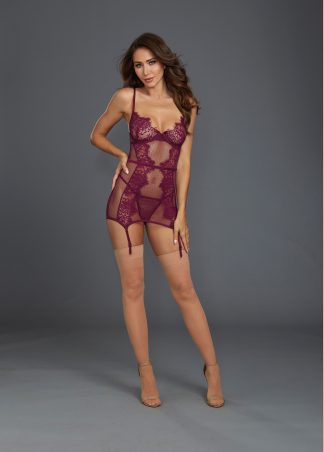11870 Garter Slip and G-String