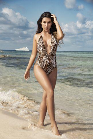 6545 One Piece Swimsuit