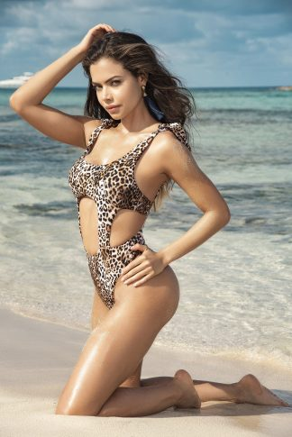 6547 One Piece Swimsuit