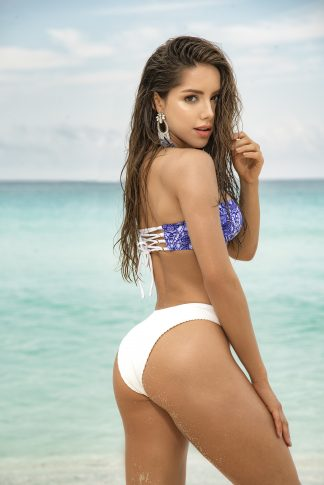 6564 Two Piece Swimsuit