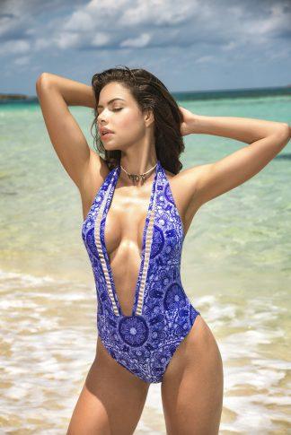 6566 One Piece Swimsuit