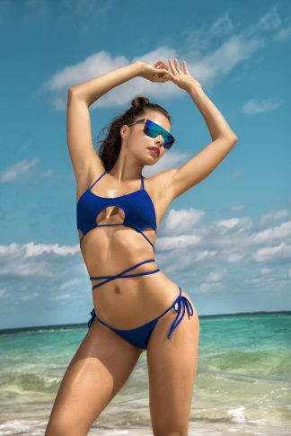 6581 Two Piece Swimsuit