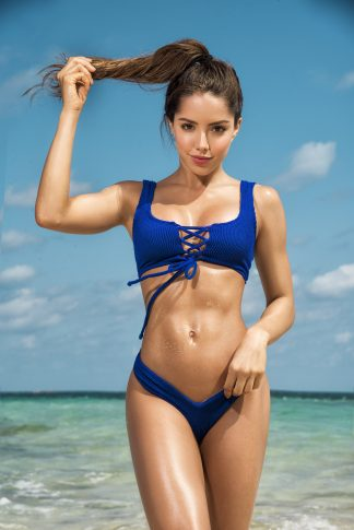 6582 Two Piece Swimsuit