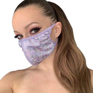 Shimmer Face Mask