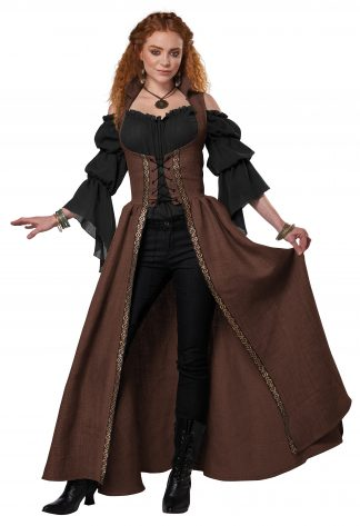 Medieval Overdress Adult Costume