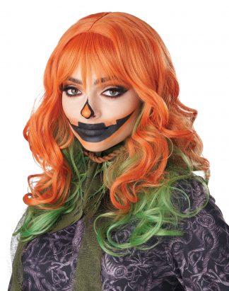 Pumpkin Blossom Wig
