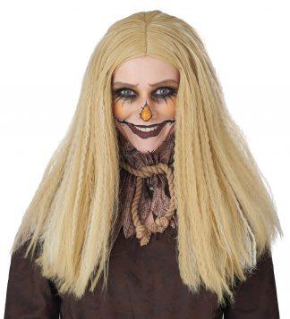 Crimped Scarecrow Wig