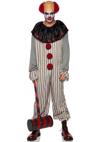 2 PC Creepy Clown