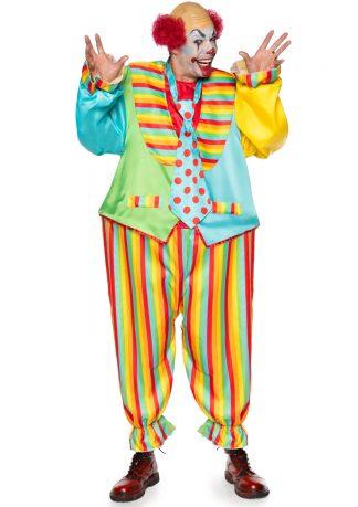 2 PC Circus Clown