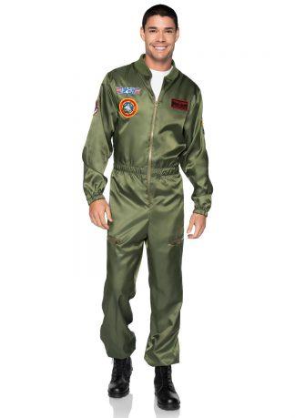 Top Gun Men's Parachute Flight Suit