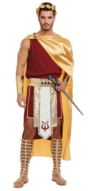 Apollo Costume