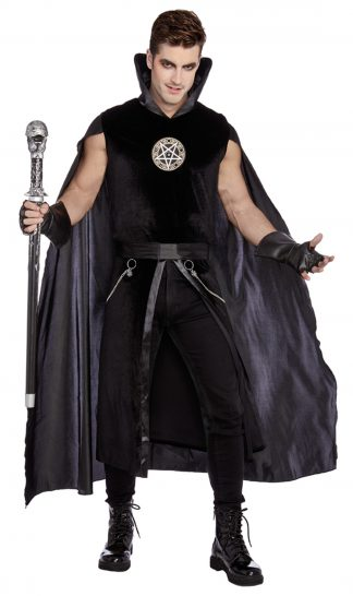 Prince Of Darkness Costume