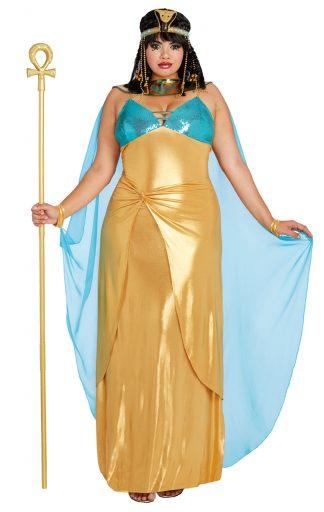 Queen Of De Nile Plus Costume
