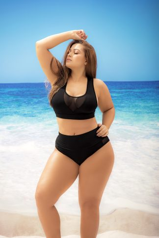 6617X Two Piece Swimsuit