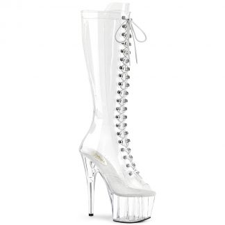 Pleaser ADORE-2021C Knee High Boots
