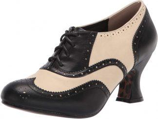"BP254-PATRICIA 2.5"" Heel Oxford Shoe"