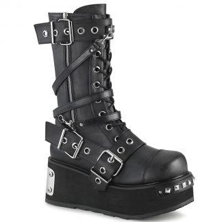 TRASHVILLE-250 Unisex Platform Shoes & Boots