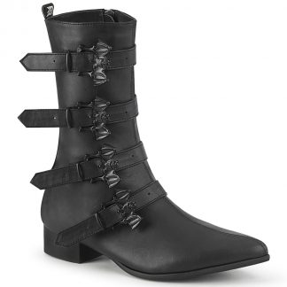 WARLOCK-110-B Unisex Platform Shoes & Boots