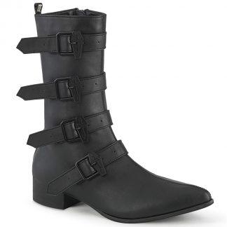 WARLOCK-110-C Unisex Platform Shoes & Boots