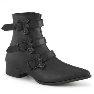 WARLOCK-50-B Unisex Platform Shoes & Boots