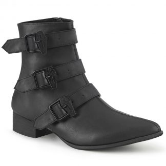 WARLOCK-50-C Unisex Platform Shoes & Boots