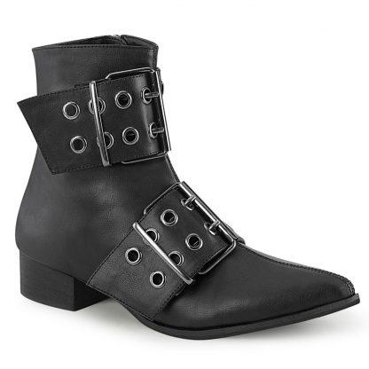 WARLOCK-55 Unisex Platform Shoes & Boots