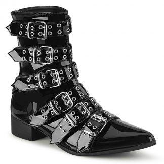 WARLOCK-70 Unisex Platform Shoes & Boots