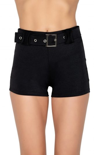 3983 Shorts with Belt