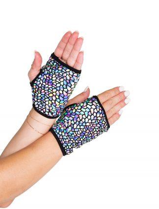 6007 Open Finger Gloves