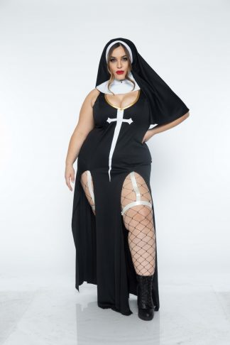 3 PC Sultry Sinner Plus Costume