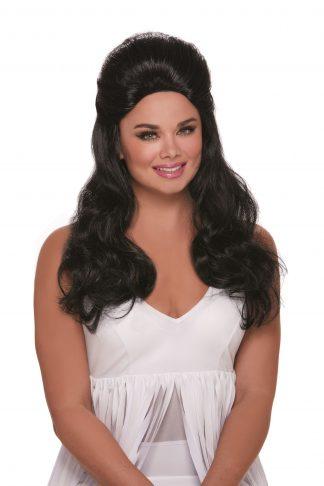 12309 Rock Queen Wig