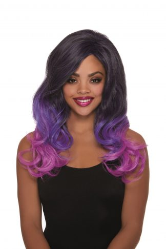 12314 Faux Ombre Layered Wig