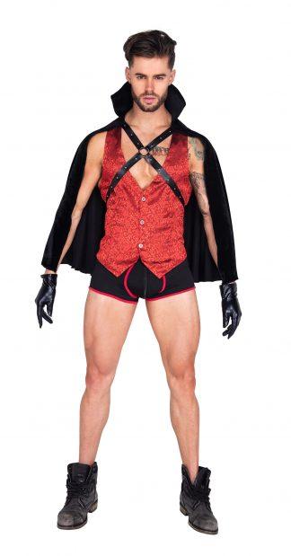 3pc Vampire's Seduction Costume