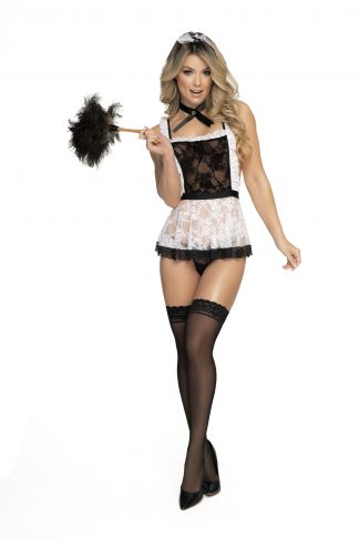 6441 Costume French Maid