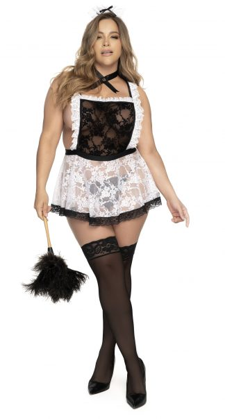 6441X Costume French Maid